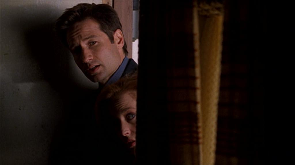 x-Files eivät Mulder ja Scully koskaan koukku