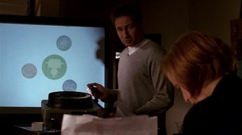 Mulder ilman housuja