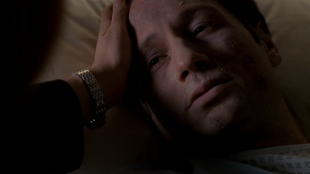 "Mulder mutisee ""I love you""?"