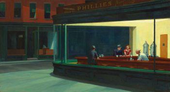 Nighthawks Edward Hopper